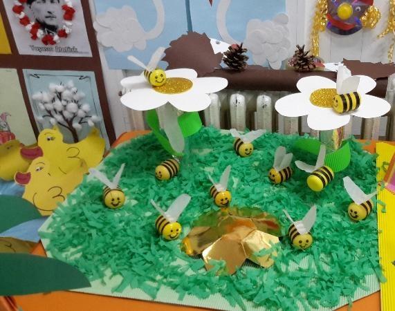 surprise egg bee craft idea (1)