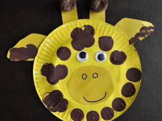 Paper-Plate-Giraffe-craft