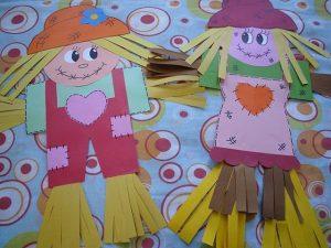 scarecrow craft idea