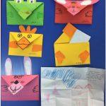 envelope animal craft